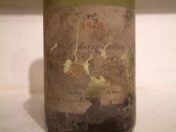 GEVREY CHAMBERTIN LES CASTIER 78 D'HENRY MAGNIEN