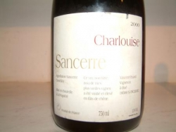 SANCERRE CHARLOUISE 2000 DE VINCENT PINARD