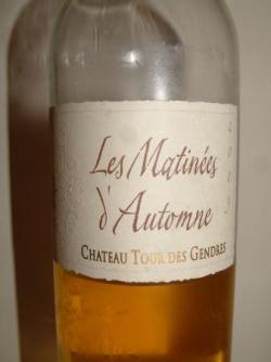 MATINEE D'AUTOMNE 2003 BERGERAC DE LUC CONTI