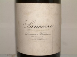 SANCERRE VACHERON BELLE DAME 1995