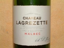 CHATEAU LAGREZETE MALBEC 2005