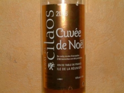 VDT CUVEE DE NOEL 2008 (reunion)