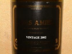 MAS AMIEL VINTAGE 2002