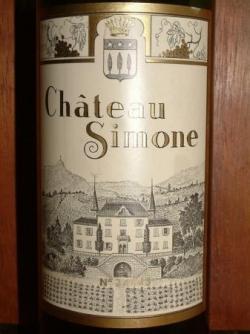 PALETTE CHATEAU SIMONE 2003 (ROUGE)