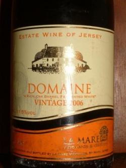 DOMAINE LA MARE 2006 (JERSEY)