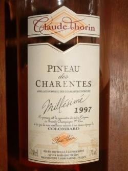PINEAU DES CHARENTES 1997 DE THORIN