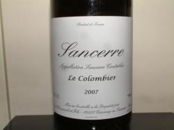 LE COLOMBIER 2007 R.CHAMPAULT