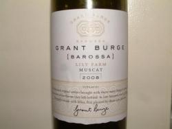 GRANT BURGE 2008 ( AUSTRALIE )