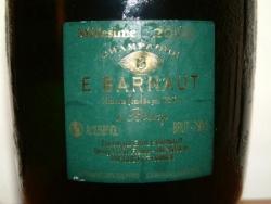 CUVEE EDMOND 2000 DE BARNAUT