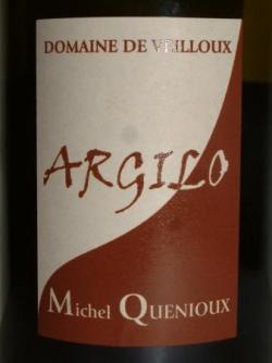 DOMAINE DE VEILLOUX ARGILO 2003