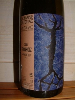 RIESLING FRONHOLZ 2004