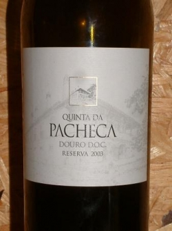 QUINTA DA PACHECA 2003 DOURO