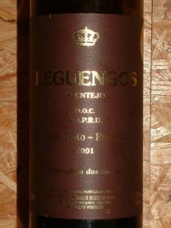 REGUENGOS 2001 ALENTEJO