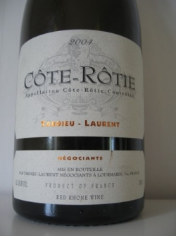 TARDIEU-LAURENT 2004