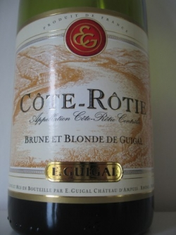 COTE BRUNE ET BLONDE DE GUIGAL 2002