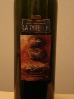 LA TYRE 2003