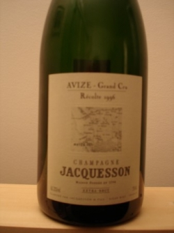 JACQUESSON AVIZE EXTRA BRUT 96