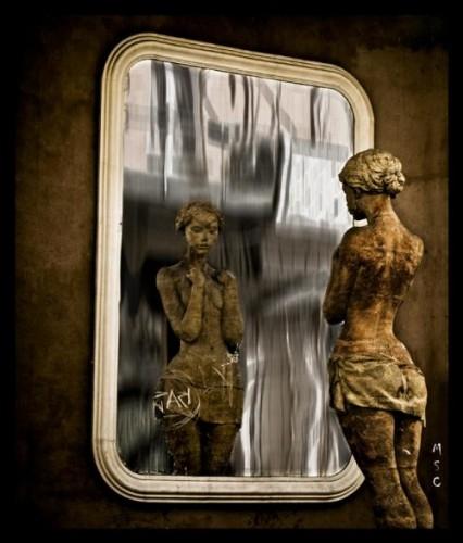 Cette histoire de miroir helenablue for Histoire du miroir