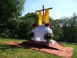 Reposoir de la Fête-Dieu 2009