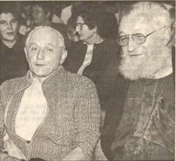 Abbés Pierre Maillard et Charles Villaume