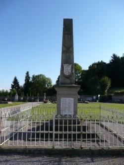 Monument aux Morts de Bleurville
