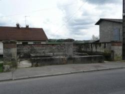 Lavoir rue de la Bouchère