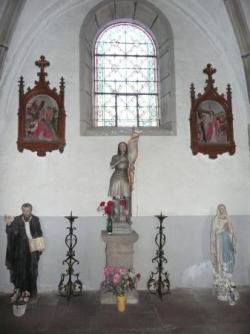 Chapelle de Saint-Maur à l'église paroissiale