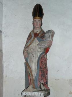 Saint Eloi restauré