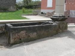 Fontaine rue du moulin