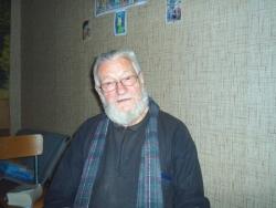 M. l'abbé Charles Villaume, curé de la paroisse