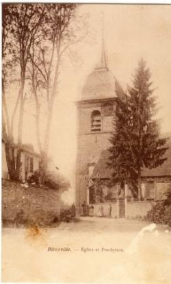 L'église Saint-Pierre de Bleurville