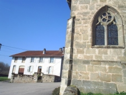 Presbytère et église