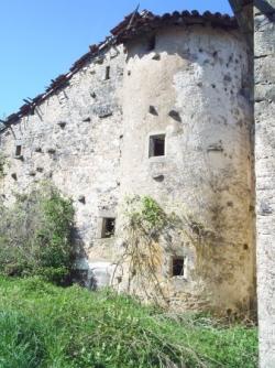 Une vielle maison de Bleurville