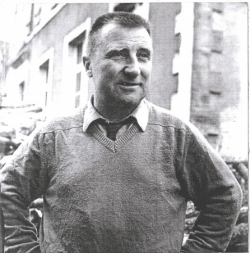 Abbé Paul Pierrat, restaurateur de l'abbaye