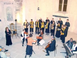 """Résonances"" en concert à Saint-Maur"