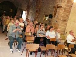 Concert de la chorale de Belfort en juin 2008