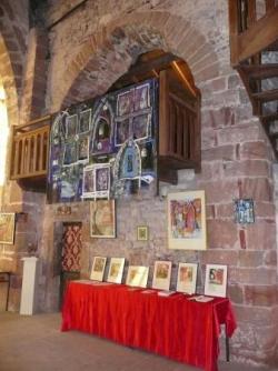 Exposition d'art contemporain à Saint-Maur