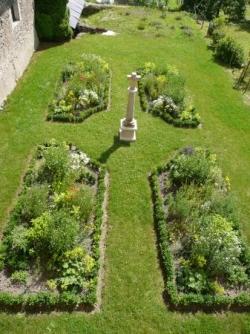 Jardin de l'abbaye