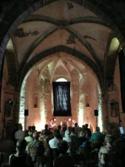 Concert de l'ensemble Arumbaya à Saint-Maur