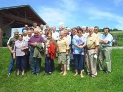 Repas champêtre des Amis de Saint-Maur (juin 2007)
