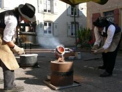 Coulée de la cloche des Amis de Saint-Maur