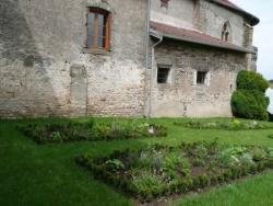 Le jardin du prieuré