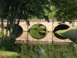 Le pont Colas à Monthureux-sur-Saône