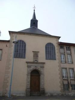 Chapelle de l'hôpital de Mirecourt