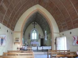 Choeur de la chapelle Notre-Dame de Bermont