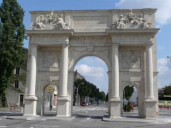 Porte Sainte-Catherine à Nancy
