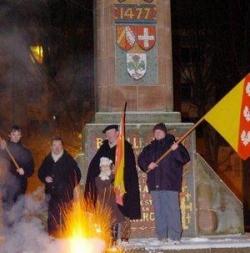 5 janvier 2009 : fête nationale des Lorrains
