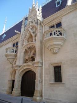 Porterie du palais ducal de Nancy