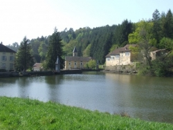 Ancienne abbaye cistercienne de Droiteval