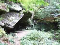 Droiteval (Vosges) : Notre-Dame de la Source